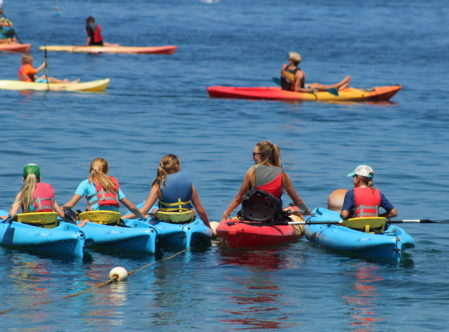 Sleepaway Camp on Catalina Island | Catalina Island Camps